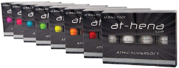 at-hena Golfball «ATH-4 PRO SUPERSOFT»