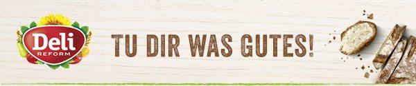 Tu dir was Gutes!