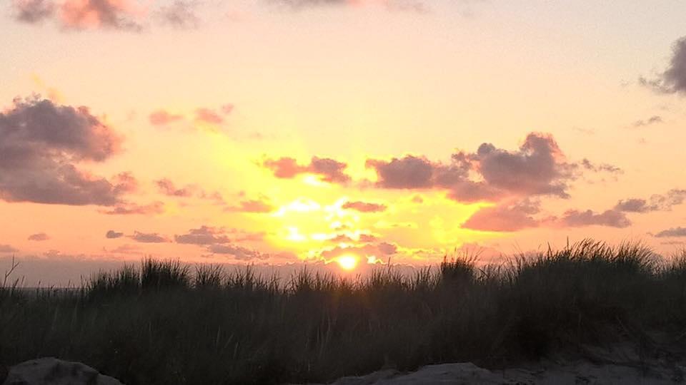 Bild Sonnenaufgang